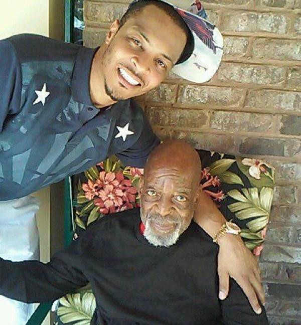 Tip Harris family - grandfather Robert Morgan