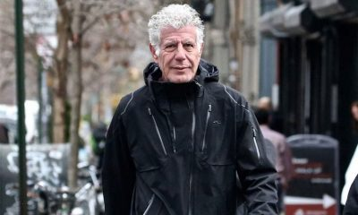 Anthony Bourdain's family: parents, siblings, wife and kids