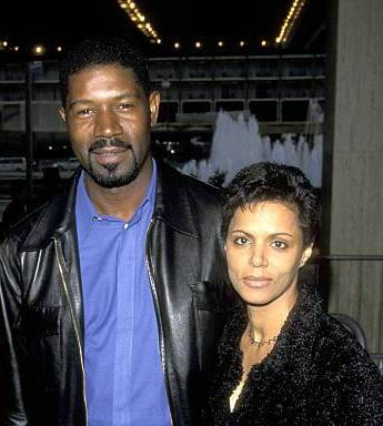 Dennis Haysbert's family - ex-wife Lynn Griffith