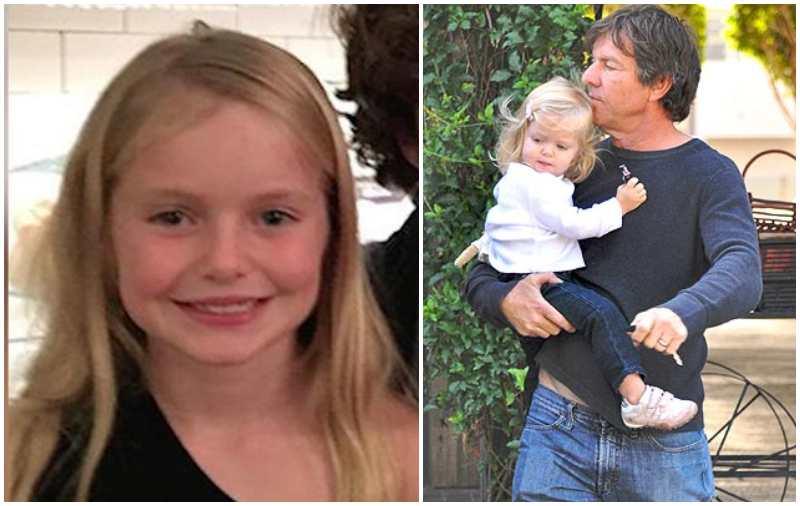 Dennis Quaid's children - daughter Zoe GraceQuaid
