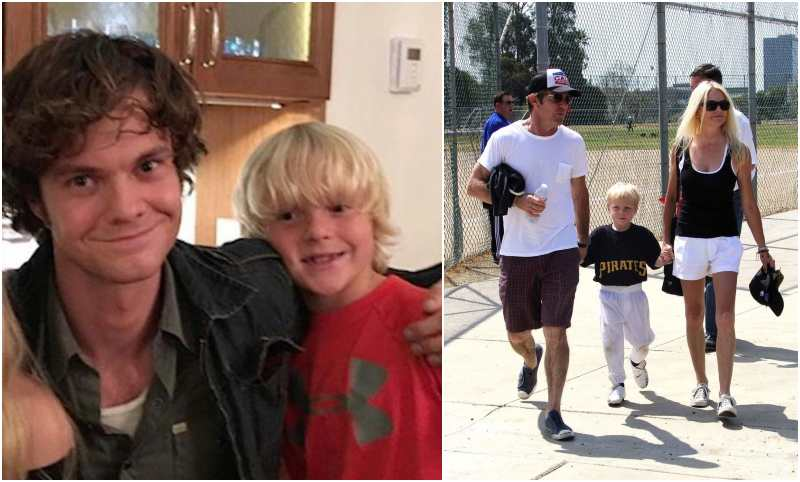 Dennis Quaid's children - son Thomas Boone Quaid