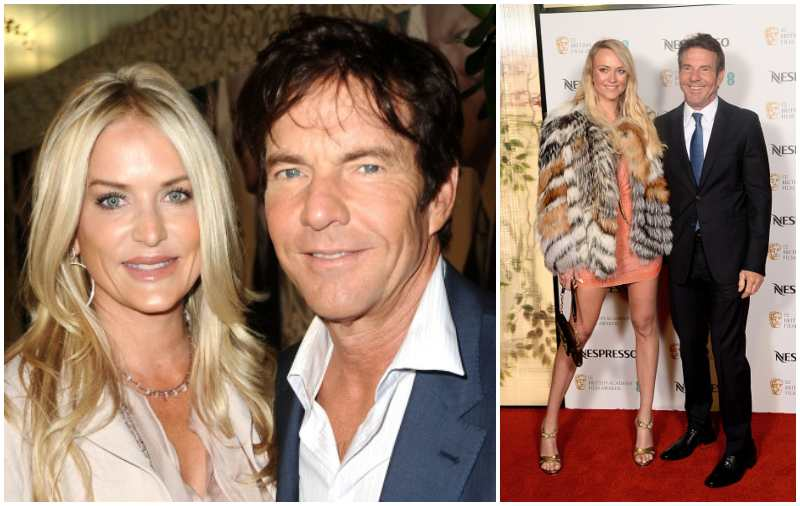 Dennis Quaid's family - ex-wife Kimberly Quaid