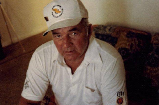 Dennis Quaid's family - father William R. Buddy Quaid