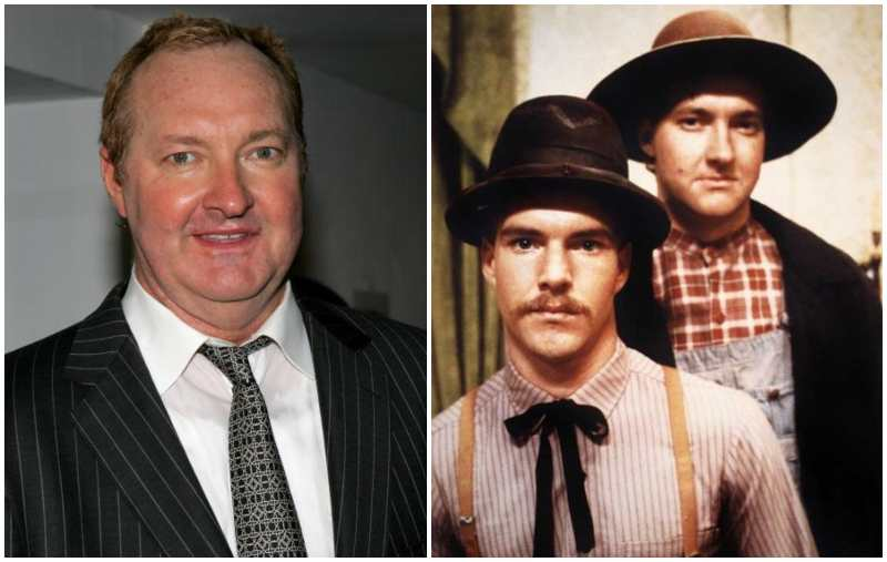 Dennis Quaid's siblings - brother Randy Quaid