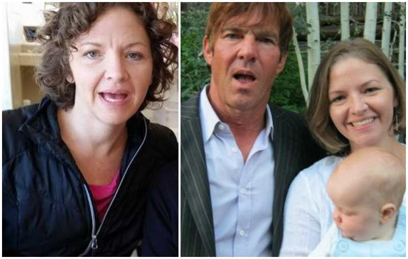 Dennis Quaid's siblings - half-sister Brandy Barnett