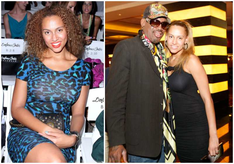 Family Of Retired Nba Star Dennis Rodman