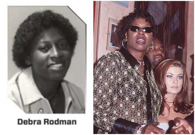 Dennis Rodman's siblings - sister Debra Rodman