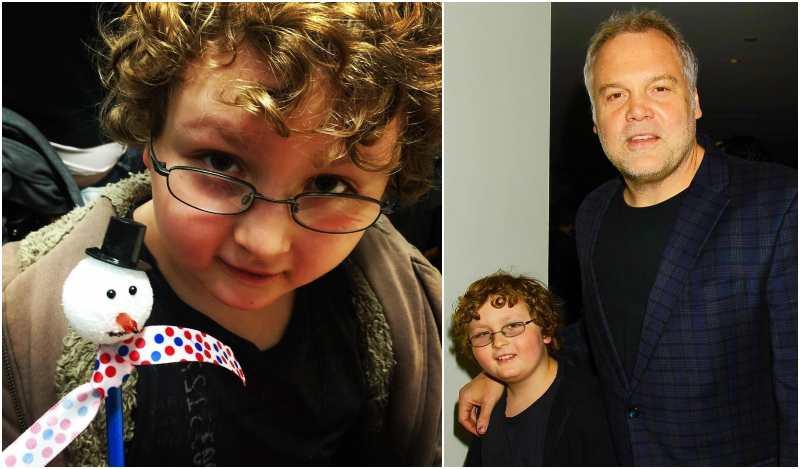 Vincent D'Onofrio's children - son Luka D'Onofrio