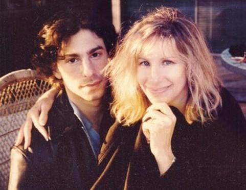Barbra Streisand's children - son Jason Emmanuel Gould