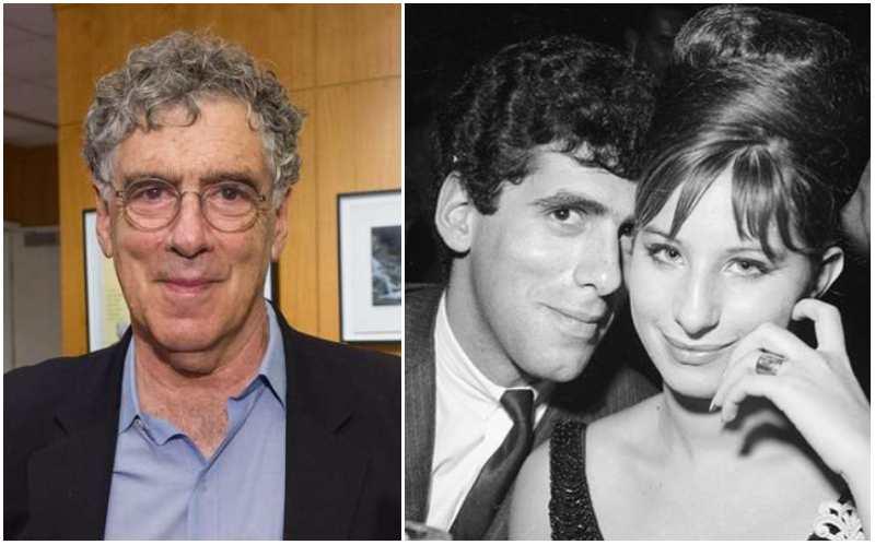 Barbra Streisand's family - ex-husband Elliott Gould