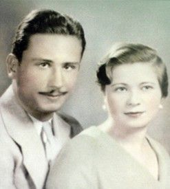 Barbra Streisand's family - father Emmanuel Streisand
