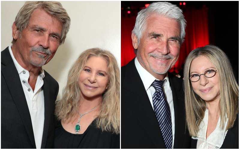 Barbra Streisand's family - husband James Brolin