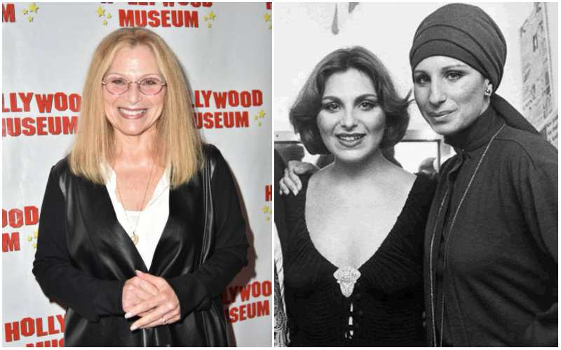 Barbra Streisand's siblings - sister Roslyn Kind