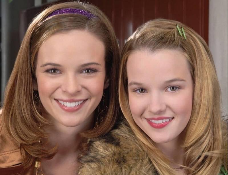 Danielle Panabaker's siblings - sister Stephanie Kay Panabaker