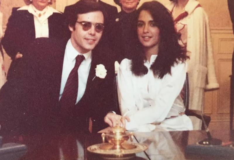 Jordana Brewster's family - parents