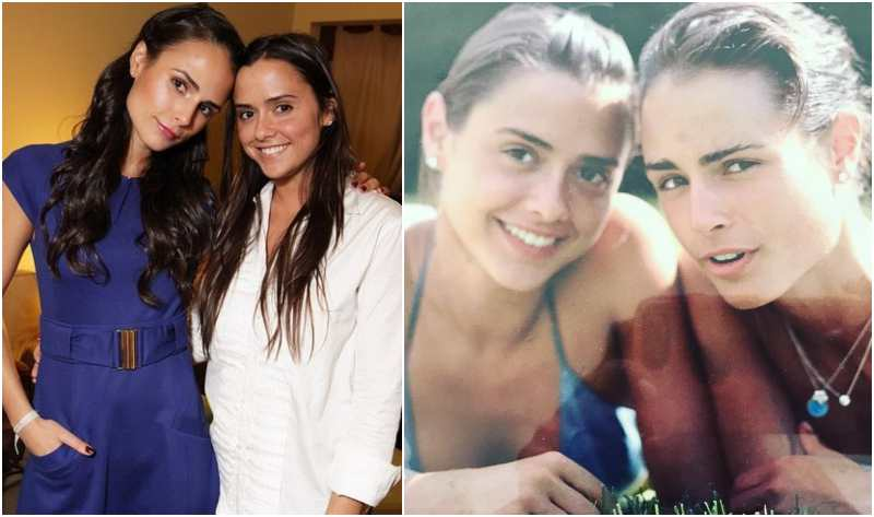 Jordana Brewster's siblings - sister Isabella Brewster