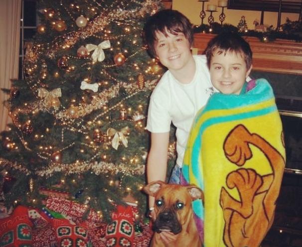 Josh Hutcherson's siblings - brother Connor Hutcherson