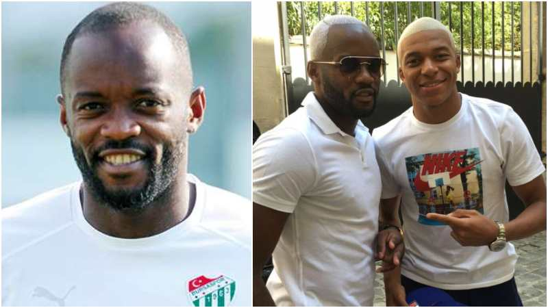 Kylian Mbappe's siblings - adopted brother Jires Kembo Ekoko
