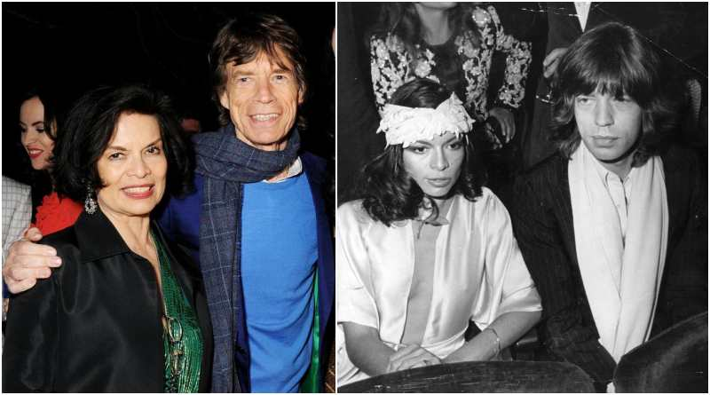 Mick Jagger's family - former wife Bianca Jagger