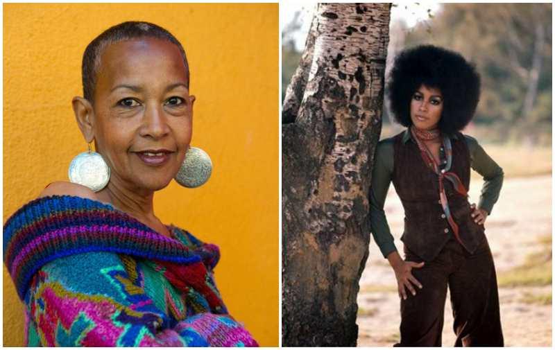 Mick Jagger's family - former partner Marsha Hunt