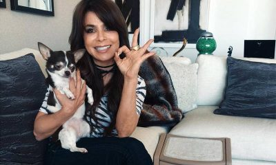 Paula Abdul's family: parents, siblings, husband and kids