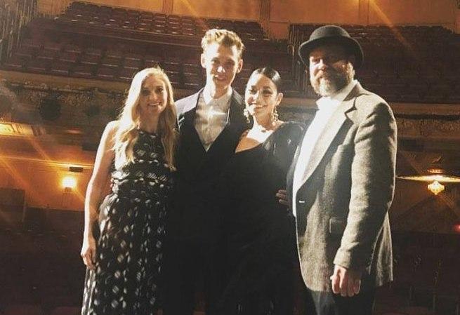 Austin Butler's family