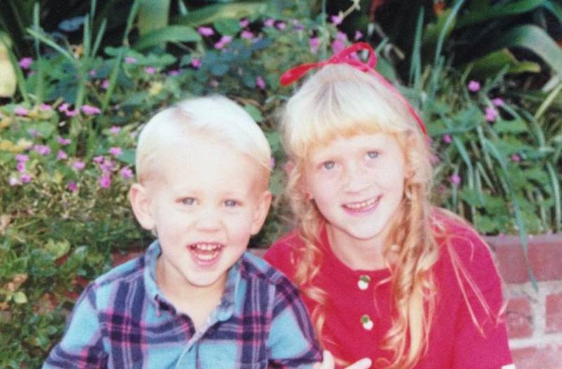 Austin Butler's siblings - sister Ashley Butler