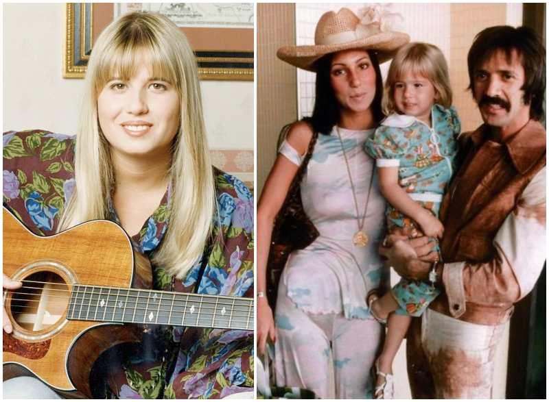 Cher's children - son Chaz Salvatore Bono