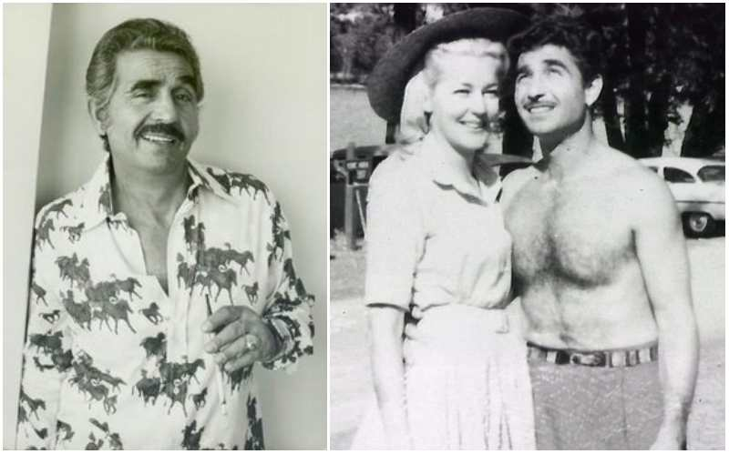 Cher's family - father John Paul Sarkisian