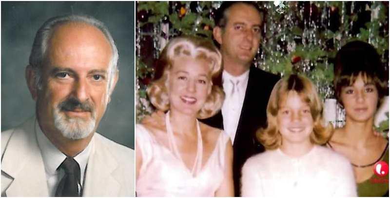 Cher's family - step-father Gilbert Hartmann LaPiere
