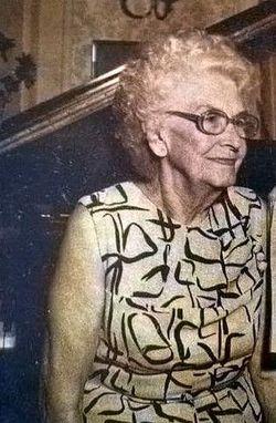 Dick Van Dyke's family - mother Hazel Victoria Van Dyke