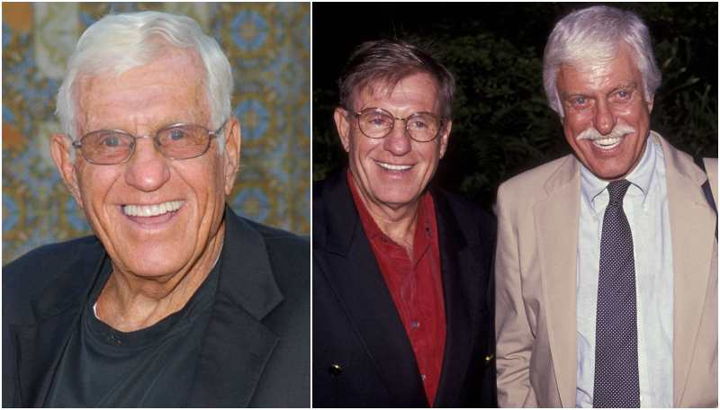 Dick Van Dyke's siblings - brother Jerry McCord Van Dyke