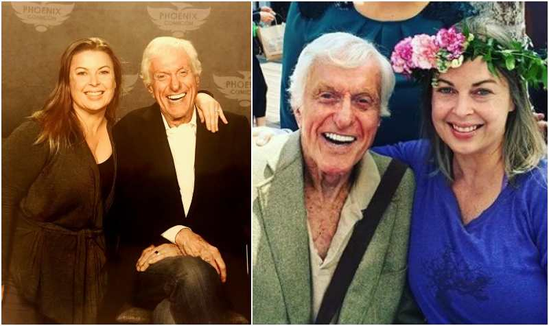 Dick Van Dyke's family - wife Arlene Silver