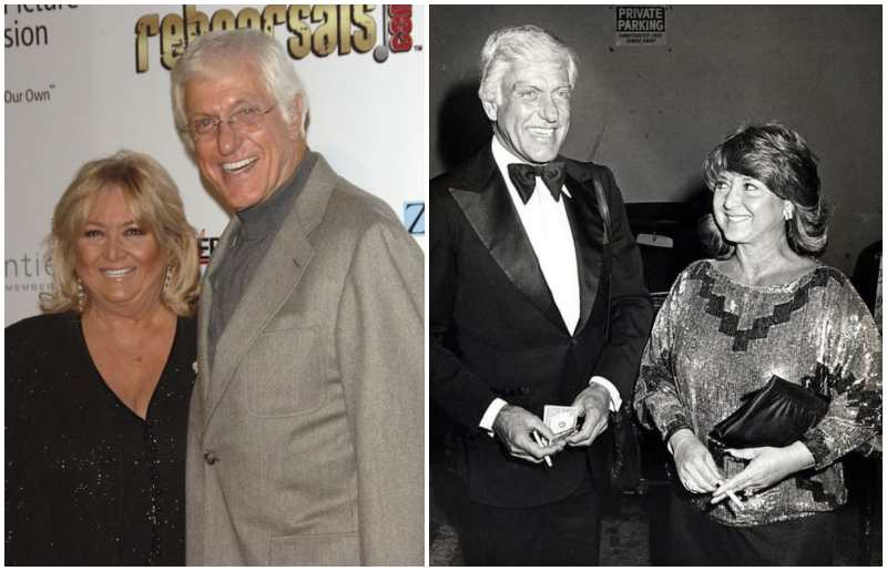 Dick Van Dyke's family - ex-partner Michelle Triola Marvin
