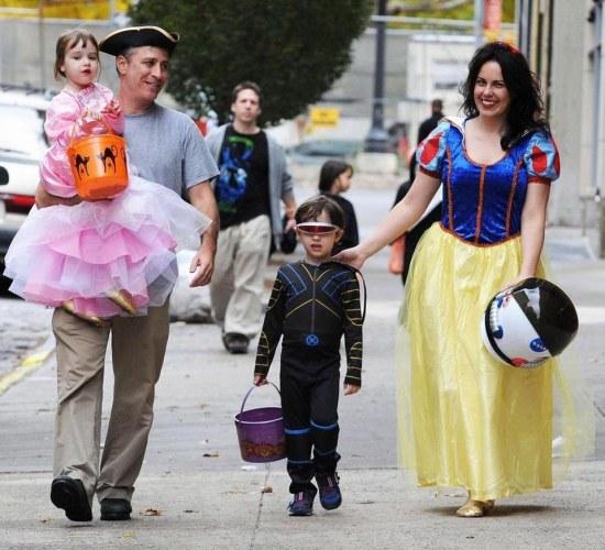 Jon Stewart's family