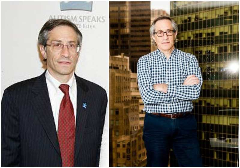 "Jon Stewart's siblings - brother Lawrence ""Larry"" Leibowitz"