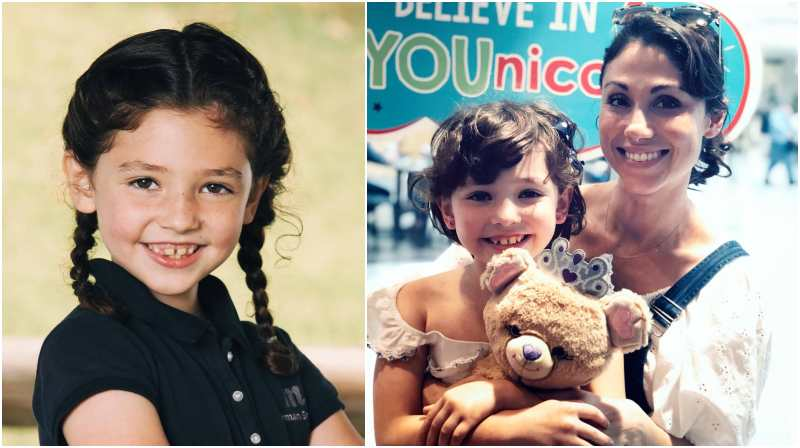 Logan Marshall-Green's children - step-daughter Culla Mae Marshall-Green