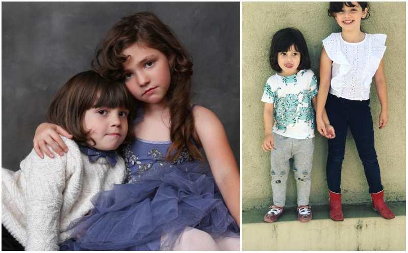 Logan Marshall-Green's children