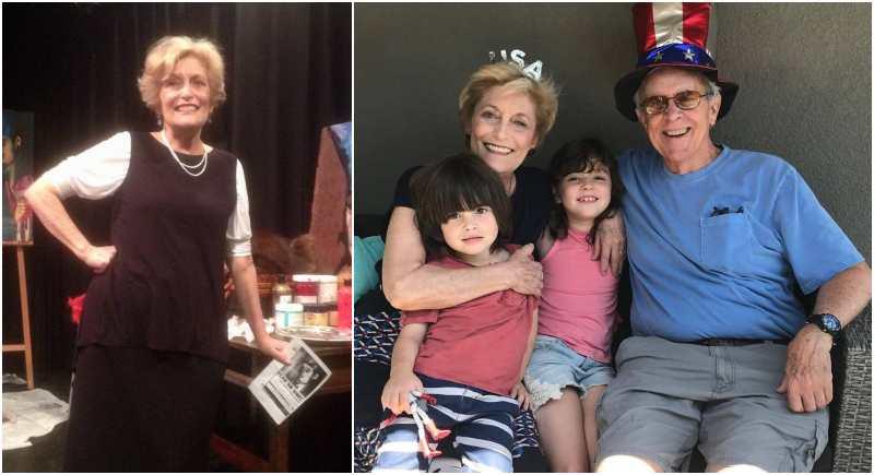 Logan Marshall-Green's family - mother Lowry Marshall