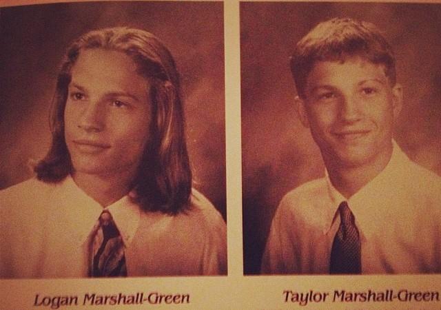 Logan Marshall-Green's siblings - twin brother Taylor Marshall-Green