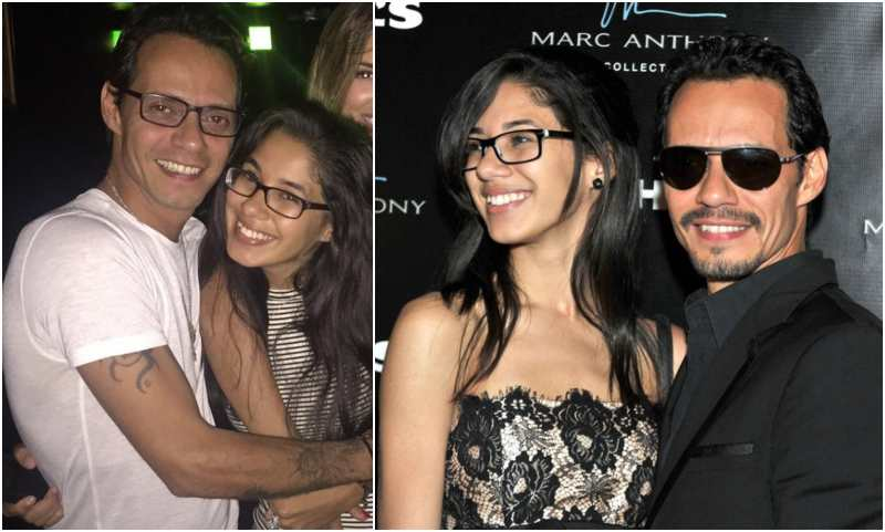 Marc Anthony's children - daughter Ariana Anthony Muniz