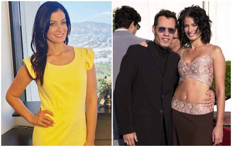 Marc Anthony's family - ex-wife Dayanara Torres Delgado