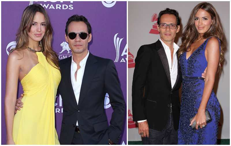 Marc Anthony's family - ex-wife Shannon De Lima