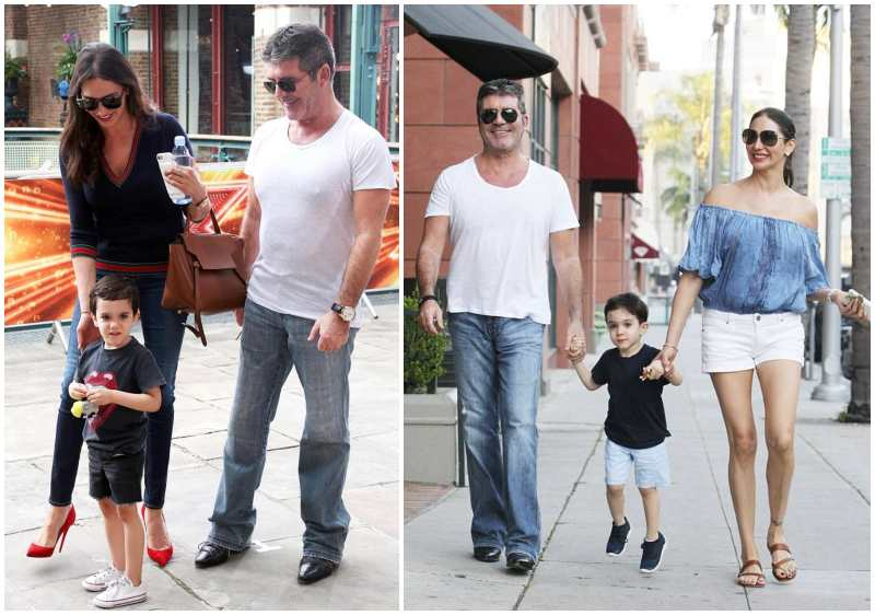 Simon Cowell's children - son Eric Phillip Cowell