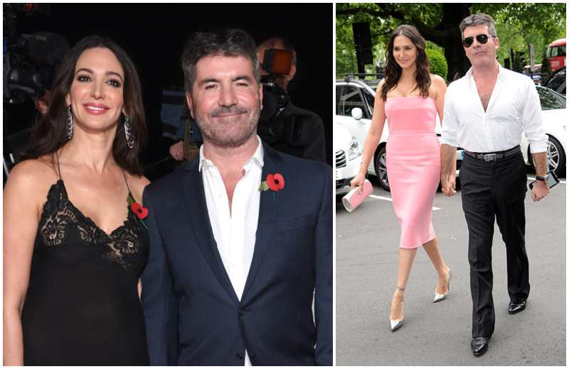 Simon Cowell's family - partner Lauren Silverman