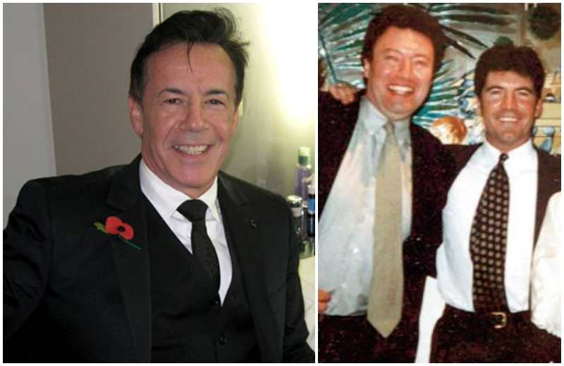 Simon Cowell's siblings - half-brother Tony Cowell