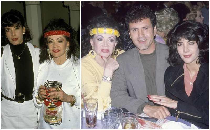 Sylvester Stallone's siblings - half-sister Toni Ann D'Alto
