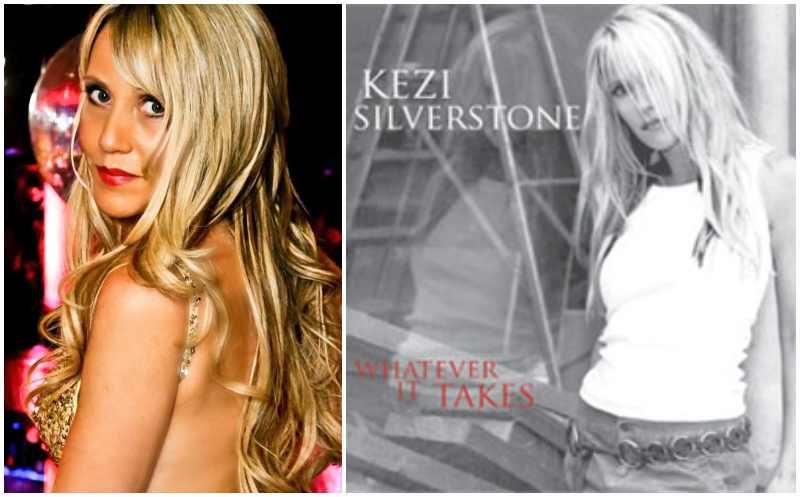 Alicia Silverstone's siblings - half-sister Kezi Silverstone