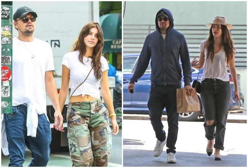 Camila Morrone's family - boyfriend Leonardo DiCaprio