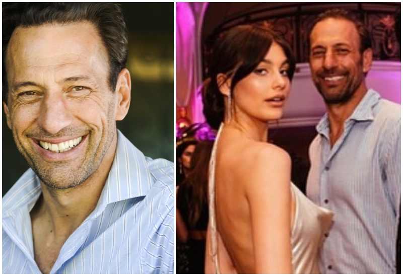 Camila Morrone's family - father Maximo Morrone